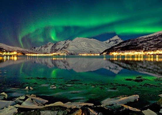 Spectacular Norway Northern Lights..